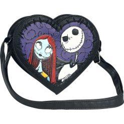 Torebki i plecaki damskie: Miasteczko Halloween Loungefly - Jack and Sally Torba na ramię wielokolorowy