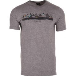 ELBRUS Koszulka męska BERGE dark grey melange r. S. Białe koszulki sportowe męskie marki Adidas, l, z jersey, do piłki nożnej. Za 34,04 zł.