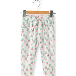 Spodnie niemowlęce: Spodnie w kaktusy 1 miesiąc – 3 lata
