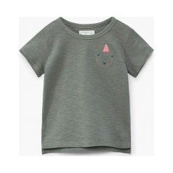 Odzież chłopięca: Mango Kids - T-shirt dziecięcy Marcos 80-104 cm