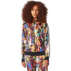 Bluzy rozpinane damskie: Adidas Originals Bluza damska Passaredo multikolor r. 40 (BR5155)