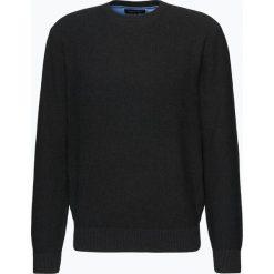 Andrew James - Sweter męski, szary. Szare swetry klasyczne męskie Andrew James, l, z bawełny. Za 179,95 zł.