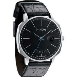 Zegarki męskie: Zegarek męski Black Nixon Regent A1261000
