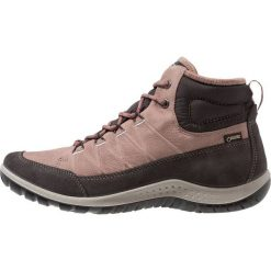 Ecco ASPINA Buty trekkingowe beige. Brązowe buty trekkingowe damskie ecco. Za 659,00 zł.
