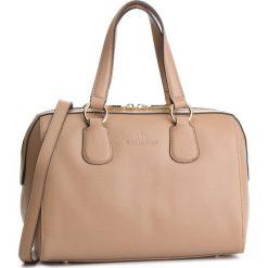 Torebka WITTCHEN - 87-4E-212-9 Beżowy. Brązowe torebki klasyczne damskie marki Wittchen, ze skóry. W wyprzedaży za 489,00 zł.
