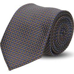 Krawat platinum brąz classic 209. Czarne krawaty męskie Recman. Za 49,00 zł.