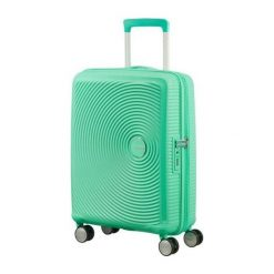 Walizka Spinner Soundbox miętowa (32G-34-001). Zielone walizki marki Samsonite. Za 365,03 zł.