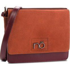 Torebka NOBO - NBAG-F2330-C005 Bordowy Kolorowy. Czerwone listonoszki damskie marki Nobo, w kolorowe wzory, z materiału. W wyprzedaży za 159,00 zł.