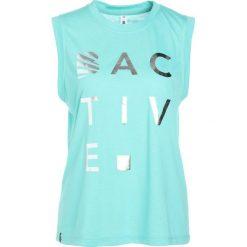 T-shirty damskie: B ACTIVE by Beachlife BOXER Tshirt z nadrukiem lagoon