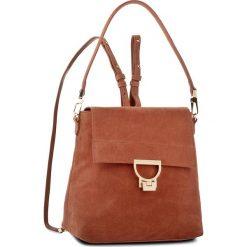 Plecaki damskie: Plecak COCCINELLE – BD6 Arlettis Suede E1 BD6 14 03 01 Brule 074