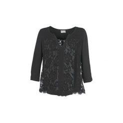 Bluzki Stella Forest  STIRPIA. Czarne bluzki koronkowe marki bonprix. Za 671,20 zł.