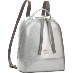 Plecak FURLA - Candy 902862 B BJW2 GGL Color Silver. Szare plecaki damskie Furla. W wyprzedaży za 619,00 zł.