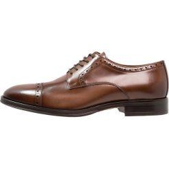 KIOMI Eleganckie buty cognac. Niebieskie buty wizytowe męskie marki KIOMI. Za 419,00 zł.