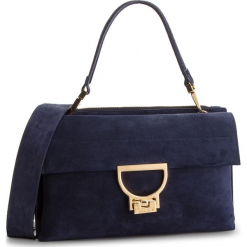 Torebka COCCINELLE - DD6 Arlettis Suede E1 DD6 12 01 01 Bleu B11. Niebieskie torebki klasyczne damskie Coccinelle, ze skóry. Za 1649,90 zł.