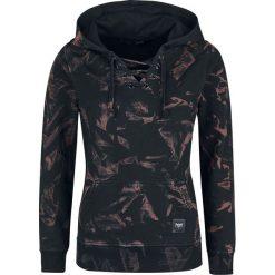 Black Premium by EMP A Touch Of Evil Bluza z kapturem damska czarny/czerwony. Czarne bluzy z kapturem damskie marki Black Premium by EMP, xl, z poliesteru. Za 164,90 zł.