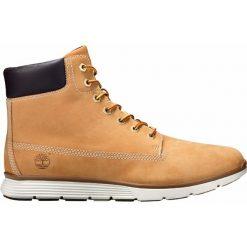 Buty Timberland Killington 6 Inch (A191W). Brązowe buty trekkingowe męskie Timberland, z materiału, outdoorowe. Za 399,99 zł.