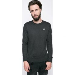 Le Shark - Sweter. Czarne swetry klasyczne męskie Le Shark, l, z bawełny, z okrągłym kołnierzem. W wyprzedaży za 39,90 zł.