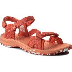 Rzymianki damskie: Sandały JACK WOLFSKIN - Lakewood Ride Sandal W 4019041-1255040 Hot Coral