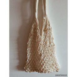 Shopper bag damskie: Shopper BALA White net bag