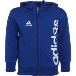 Adidas Performance Bluza rozpinana croyal/white. Czerwone bluzy chłopięce rozpinane marki adidas Performance, m. Za 139,00 zł.