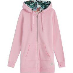 Bluzy rozpinane damskie: Bluza Naria Pink