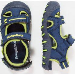 Sandały chłopięce: KangaROOS INSA Sandały trekkingowe dark navy/lime