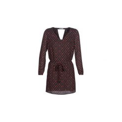 Sukienki krótkie LPB Woman  DIEN. Czarne sukienki hiszpanki LPB WOMAN, l, z krótkim rękawem, mini. Za 349,00 zł.