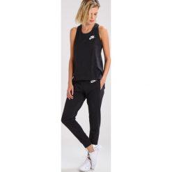 Spodnie dresowe damskie: Nike Sportswear GYM VINTAGE Spodnie treningowe black heather