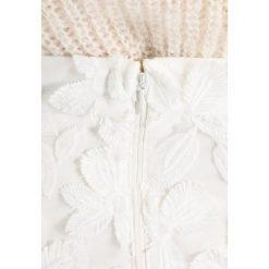 IVY & OAK BRIDAL BRIDAL EMBROIDERY SKIRT Długa spódnica snow white. Białe długie spódnice Ivy & Oak Bridal, z materiału. Za 759,00 zł.