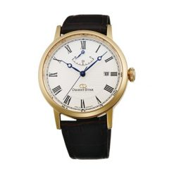 Zegarki męskie: Zegarek męski Orient Star Classic WZ0321EL