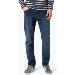 BRAX - Jeansy męskie – Cooper, niebieski. Niebieskie jeansy męskie regular BRAX. Za 339,95 zł.