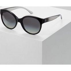 Tory Burch Okulary przeciwsłoneczne black. Czarne okulary przeciwsłoneczne damskie aviatory Tory Burch. Za 649,00 zł.