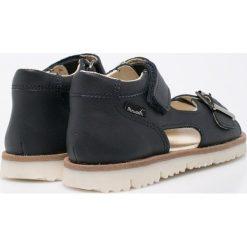 Mrugała - Sandały dziecięce. Szare sandały chłopięce Mrugała, z gumy. W wyprzedaży za 119,90 zł.