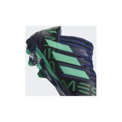 Buty do piłki nożnej adidas  Buty Nemeziz Messi 17.3 FG. Białe halówki męskie marki Adidas, m. Za 379,00 zł.