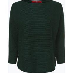 S.Oliver Casual - Sweter damski, zielony. Zielone swetry klasyczne damskie s.Oliver Casual, s. Za 199,95 zł.