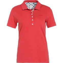 T-shirty damskie: Barbour PRUDHOE  Koszulka polo red