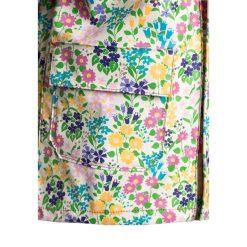 JoJo Maman Bébé PRINTED WATERPROOF JACKET Kurtka przeciwdeszczowa multicolor. Szare kurtki chłopięce przeciwdeszczowe marki JoJo Maman Bébé, z materiału. Za 229,00 zł.