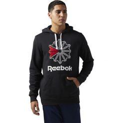 Bluza Reebok Classics Star Hoodie (BR5021). Pomarańczowe bluzy męskie marki Reebok, z dzianiny, sportowe. Za 100,00 zł.