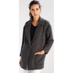 Płaszcze damskie pastelowe: Uno Piu Uno NIMES Płaszcz wełniany /Płaszcz klasyczny grey