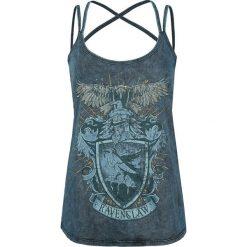 Topy damskie: Harry Potter Ravenclaw Crest Top damski niebieski