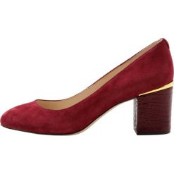 Czółenka: Nine West ASTOR Czółenka oxblood