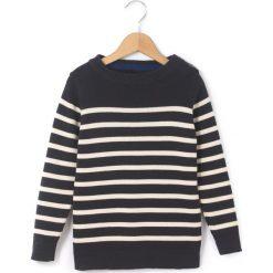 Odzież chłopięca: Sweter w marynarskim stylu 3-12 lat