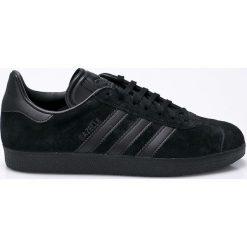 Adidas Originals - Buty Gazelle. Czarne buty sportowe damskie adidas Originals, z materiału. W wyprzedaży za 323,91 zł.