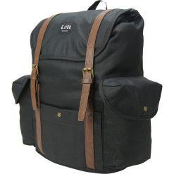 Plecaki męskie: Plecak w kolorze czarnym – 31 x 42 x 20 cm