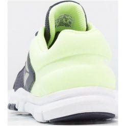 Reebok YOURFLEX TRAIN 9.0 Obuwie treningowe navy/eletric flash. Niebieskie buty skate męskie marki Reebok, z gumy, reebok yourflex. Za 149,00 zł.