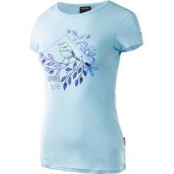 MARTES Koszulka damska LADY BIRD POWDER blue r. XL. Pomarańczowe topy sportowe damskie marki MARTES, m. Za 27,99 zł.