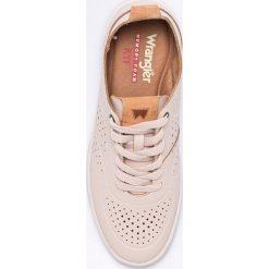 Wrangler - Buty. Szare buty sportowe damskie Wrangler, z gumy. W wyprzedaży za 219,90 zł.