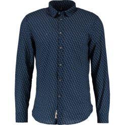 Koszule męskie na spinki: Sisley REGULAR FIT Koszula navy