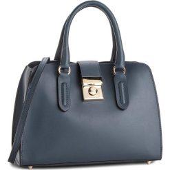Torebka FURLA - Milano 984320 B BMQ2 FSR Ardesia e. Niebieskie torebki klasyczne damskie Furla, ze skóry. Za 1565,00 zł.
