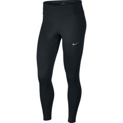 Bryczesy damskie: Nike Spodnie damskie W NK Thrma Tight czarne r. L (856155 010)
